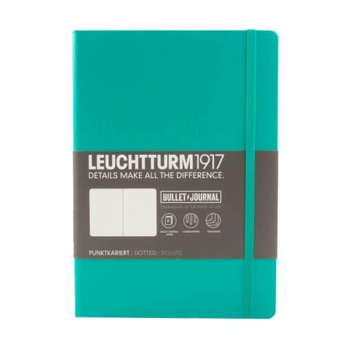 Bullet Journal Leuchtturm1917 emerald
