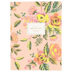 Notitieboek Jardin de Paris