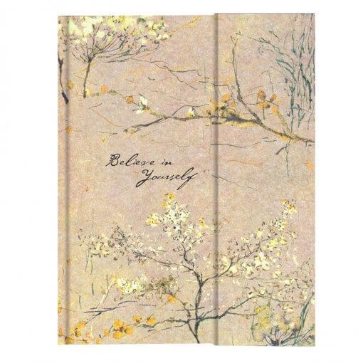 Peter Pauper notitieboek believe in yourself
