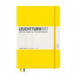 Bullet Journal Leuchtturm1917 notitieboek geel
