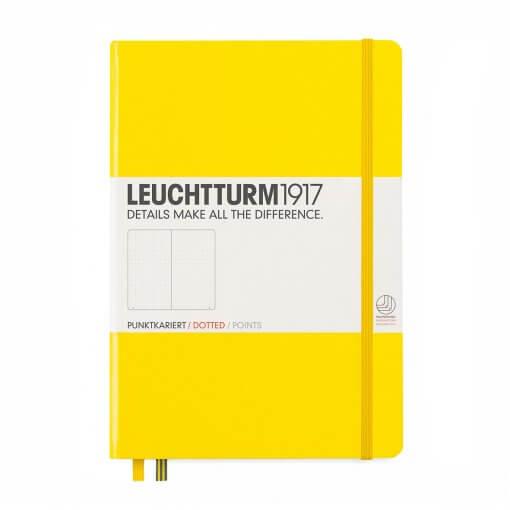 Bullet Journal Leuchtturm1917 notitieboek geel