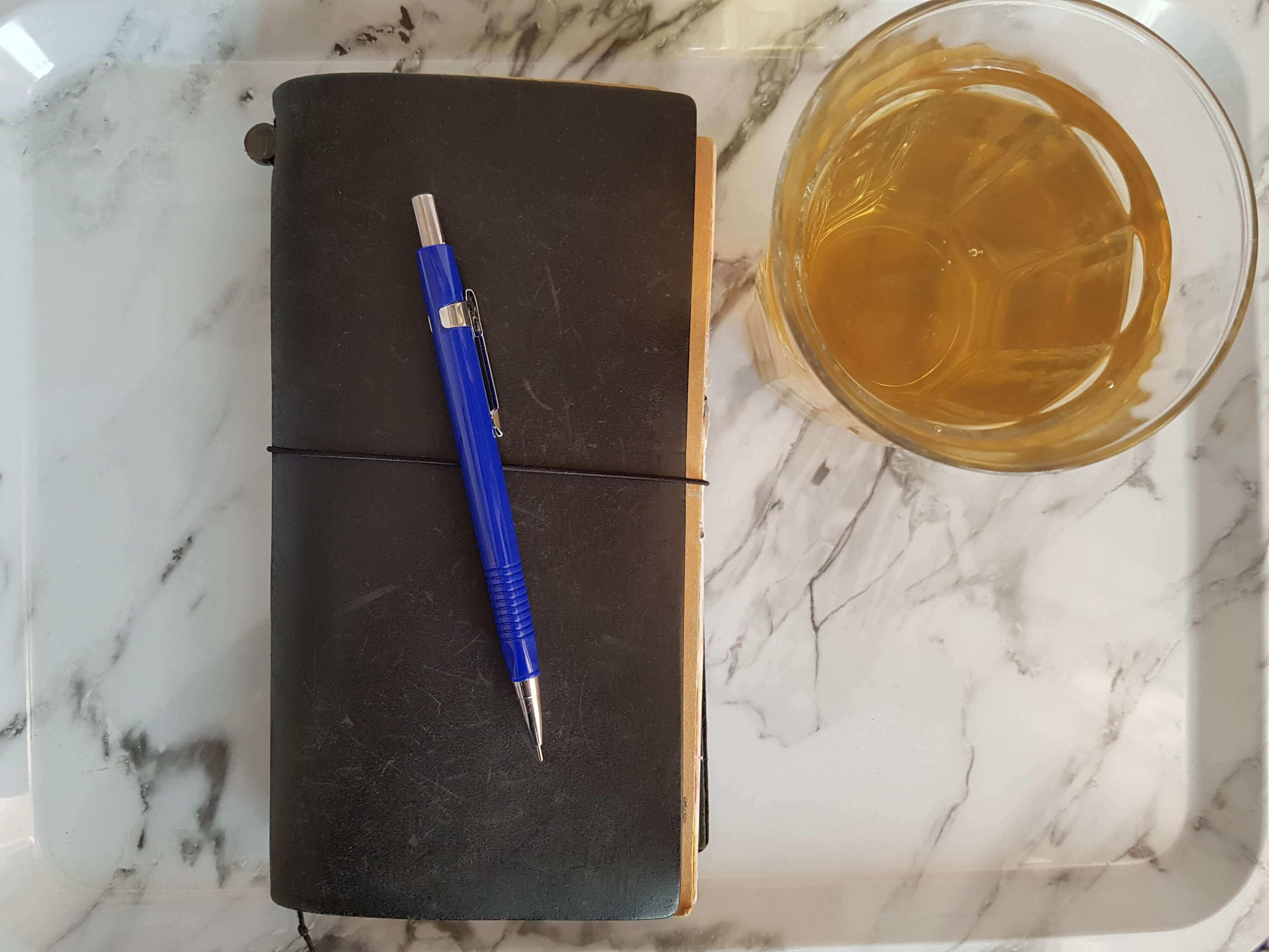 Hoe ik mijn leven manage met mijn notitieboek