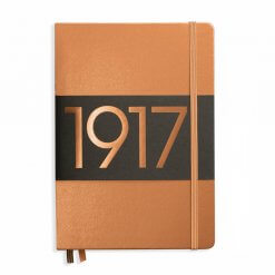 Leuchtturm1917 notitieboek koper Limited edition