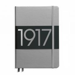 Leuchtturm1917 notitieboek zilver Limited edition