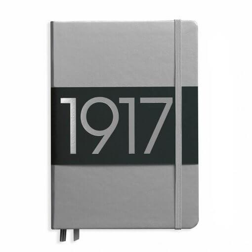 Leuchtturm1917 notitieboek zilver Limited edition