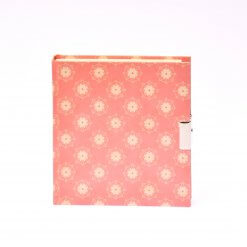 Dagboek met slot Suzette pastel roze