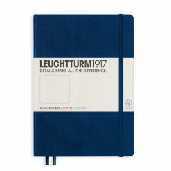 Bullet Journal Leuchtturm1917 notitieboek navy blue