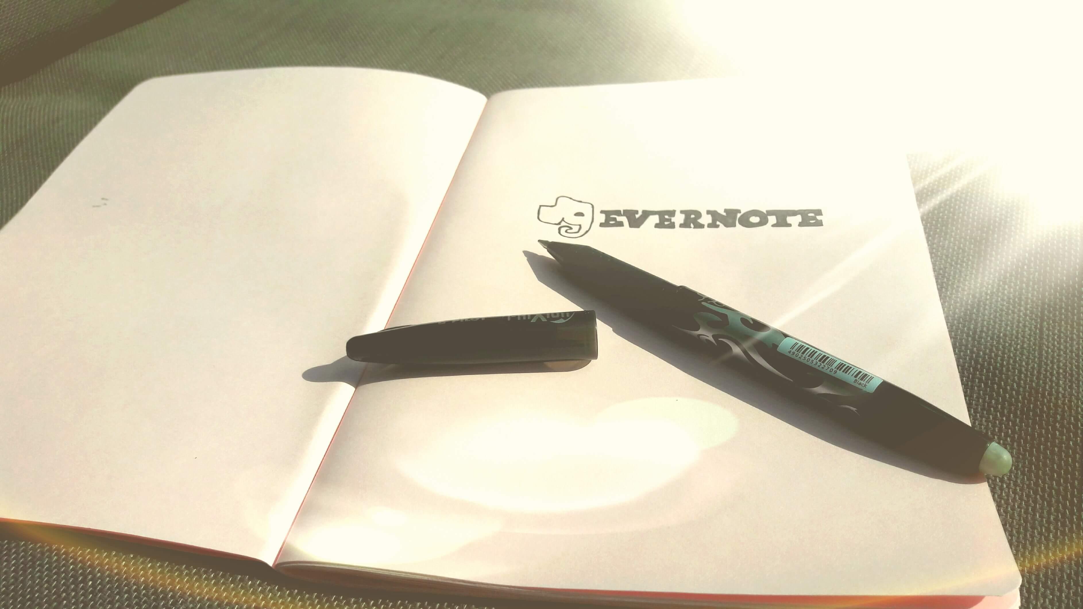 Digitaal Notitieboek EverNote
