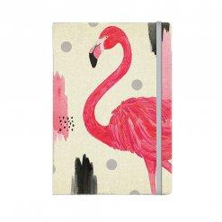 Notitieboek Pink Flamingo