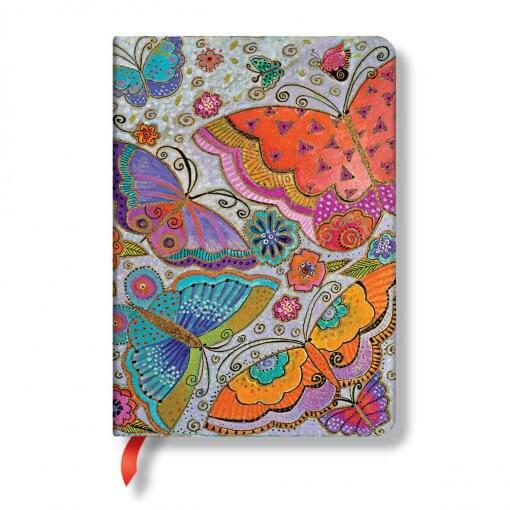 Paperblanks notitieboek Flutterbyes midi