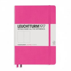 Bullet Journal Leuchtturm1917 notitieboek new pink