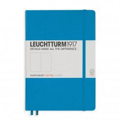 Bullet journal notitieboek Leuchtturm1917 Azur