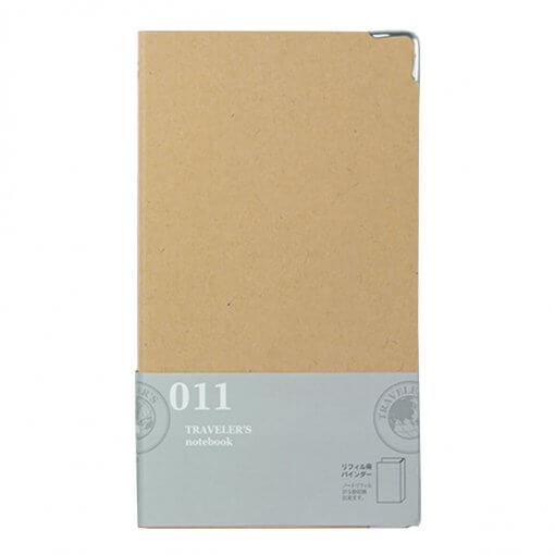 Midori Travelers notebook refill binder 011 r