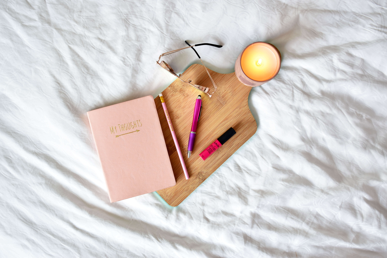 Wil je een boek schrijven? Notitieboekje kopen