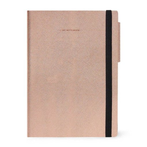 Legami My Notebook Rose Gold