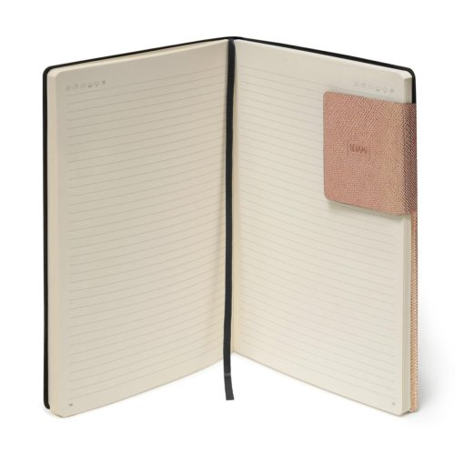 Legami My Notebook Rose Gold 4