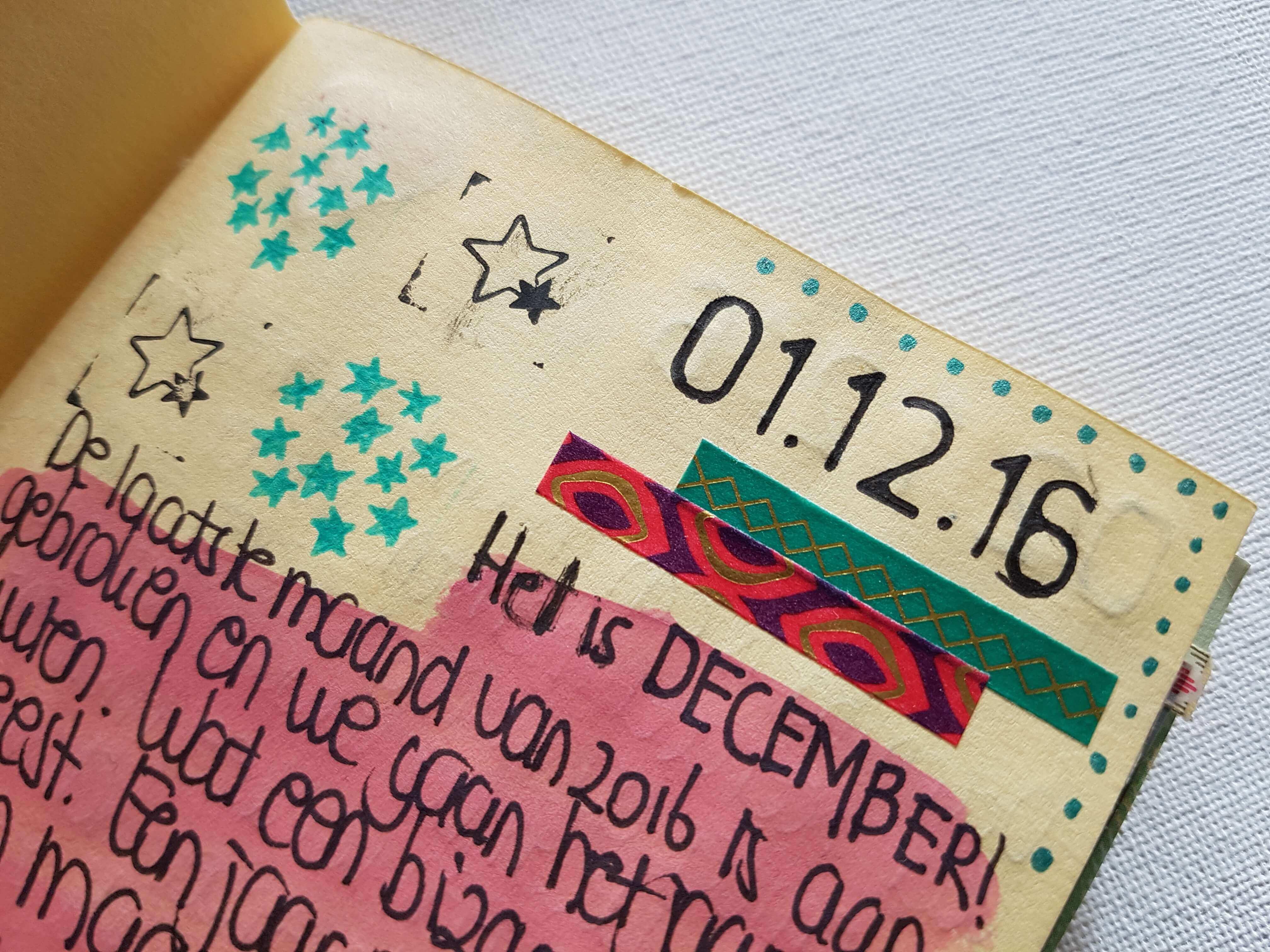 Inspiratie December Daily