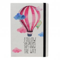 Legami Notitieboek Follow your dreams XL