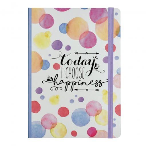 Legami notitieboek today I choose happiness