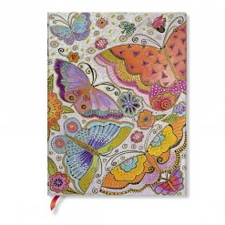 Paperblanks Flexis notitieboek Flutterbyes Ultra