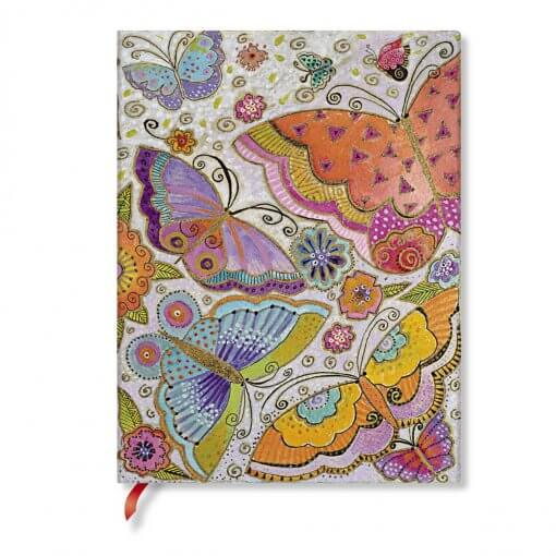 Paperblanks flexis notitieboek Flutterbyes ultra