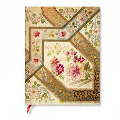 Paperblanks Flexis notitieboek Filigree floral ivory midi