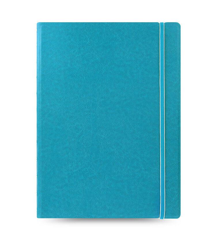 Filofax notitieboek classic aqua A4
