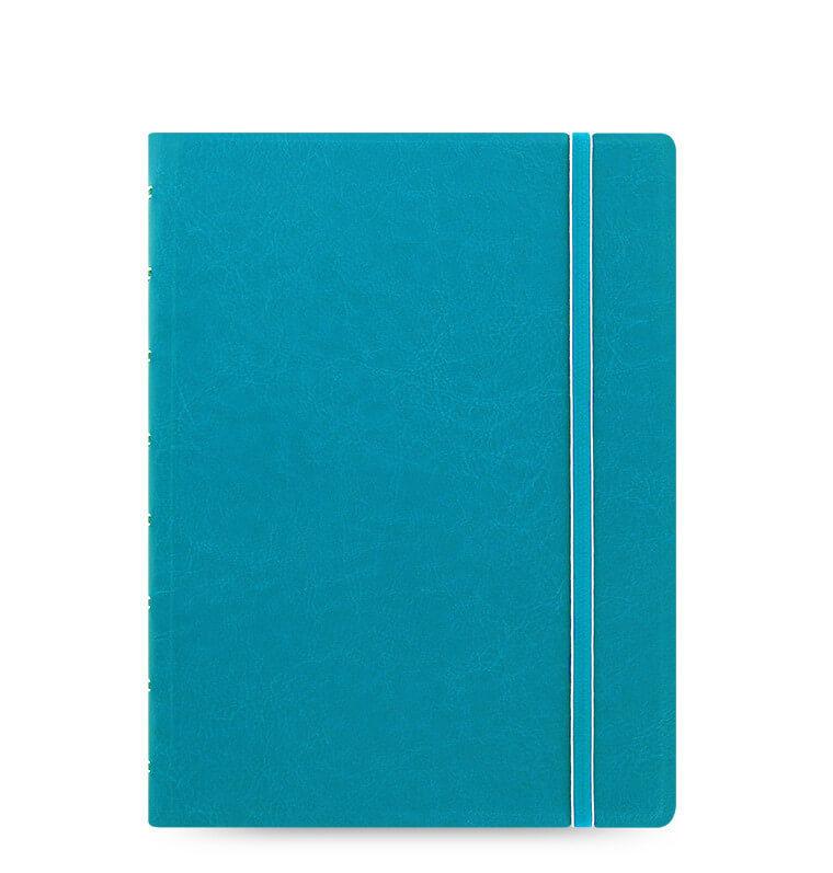 Filofax notitieboek classic aqua A5