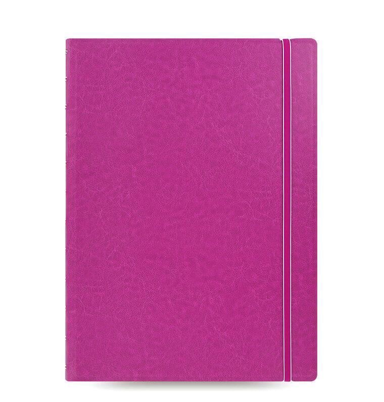 Filofax notitieboek classic fuchsia A4