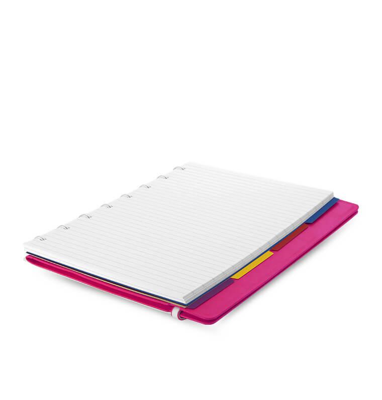 Filofax notitieboek classic fuchsia A5