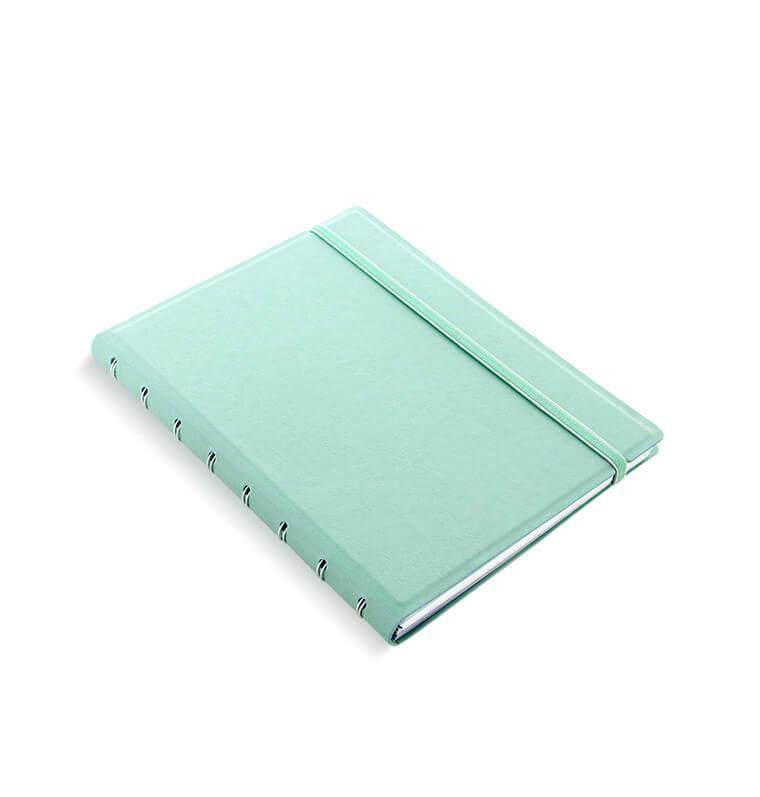 Filofax notitieboek pastel groen A5