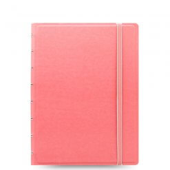 Filofax notitieboek pastel roze A5
