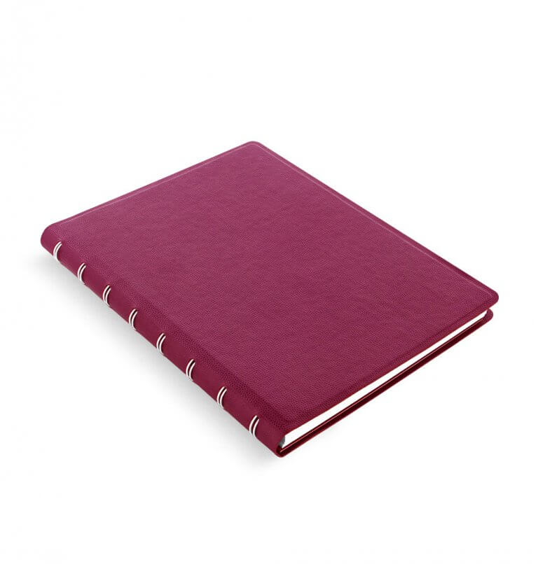 Filofax notitieboek pennybridge rasberry