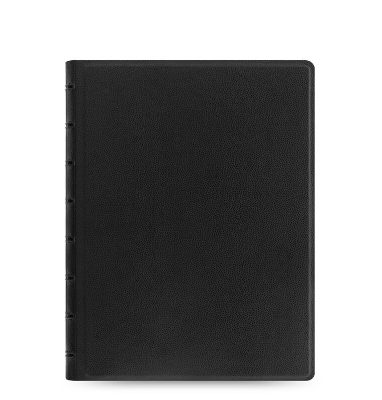 Filofax notitieboek pennybridge zwart