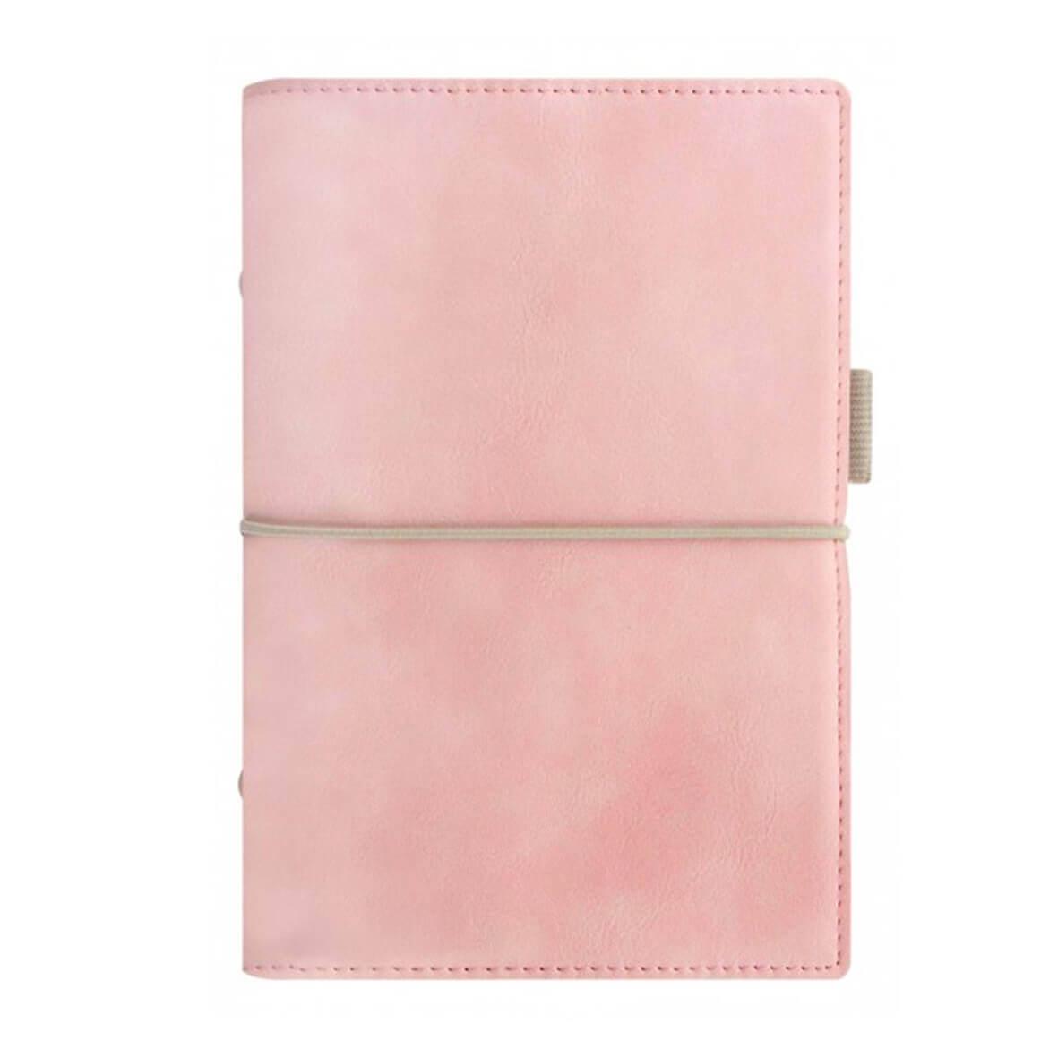 Filofax organizer Domino Soft Pale Pink Personal