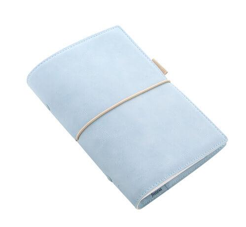 Filofax organizer Domino Soft Pale Blue Personal