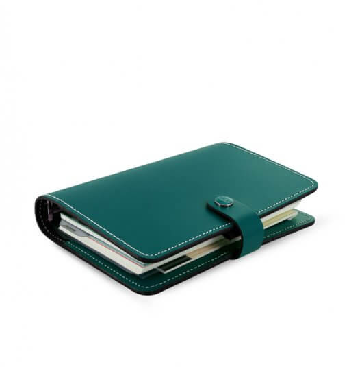 Filofax organizer The Original dark aqua Personal