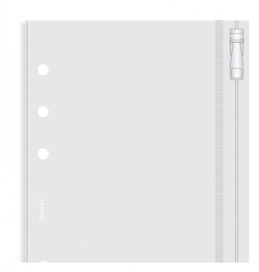 Filofax navulling organizer A5 Ziplock bag