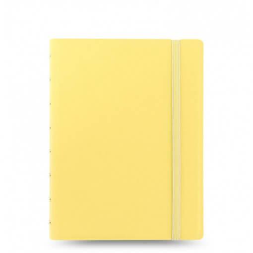 Filofax notitieboek A5 lemon