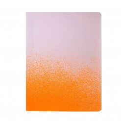 Nuuna-notitieboek-Orange-Dust