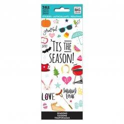 Me & My BIG Ideas Stickers Tis the Season