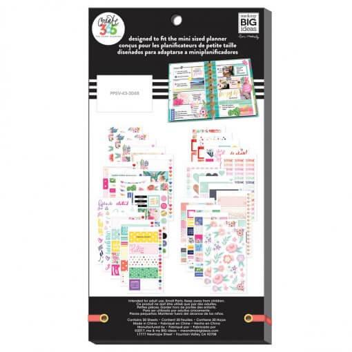 Me & My BIG Ideas stickers Mini Choose Happy Value Pack.jpg