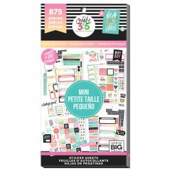 Me & My BIG ideas stickers Mini Productivity Value Pack