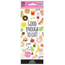 Me and My BIG ideas stickers Food