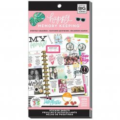 Me & My BIG Ideas | Value Pack Stickers Big - Everyday Memories