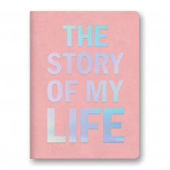 Studio-oh-notitieboek-the-story-of-my-life