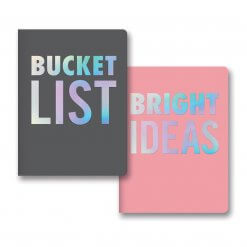 Studio-oh-Duo-notitieboek-Bucketlist-en-Bright-ideas