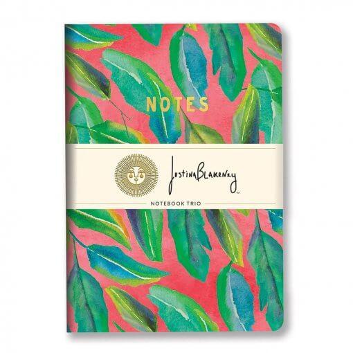 Trio-notitieboek-set-botanisch-3schriften