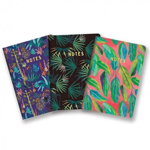 Studio-oh-trio-notitieboek-botanisch
