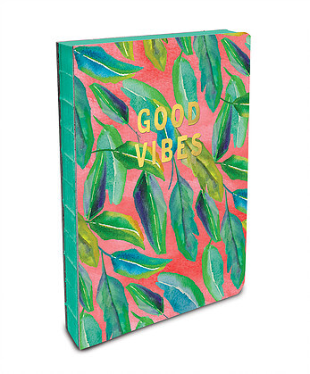 Notitieboek Good vibes